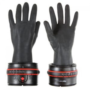"""Installer des gants étanches """"Northern Diver Dry Glove Ring System"""" sur sa combinaison étanche"""