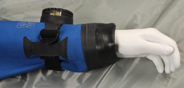 Dry Suit Option - Computer Strap Patches