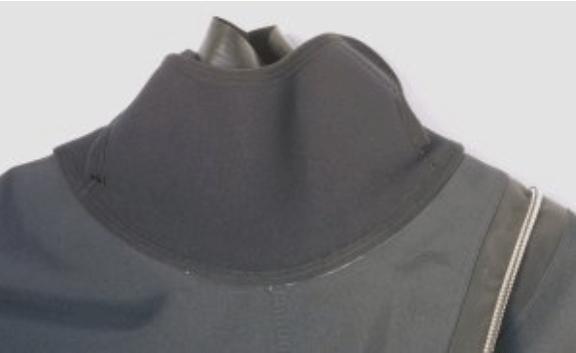 Dry Suit Option - Warm Neck Standard
