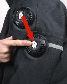 Dry Suit Option - Move Dump (DIR)