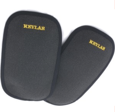Dry Suit Option - Kevlar Knee Pads