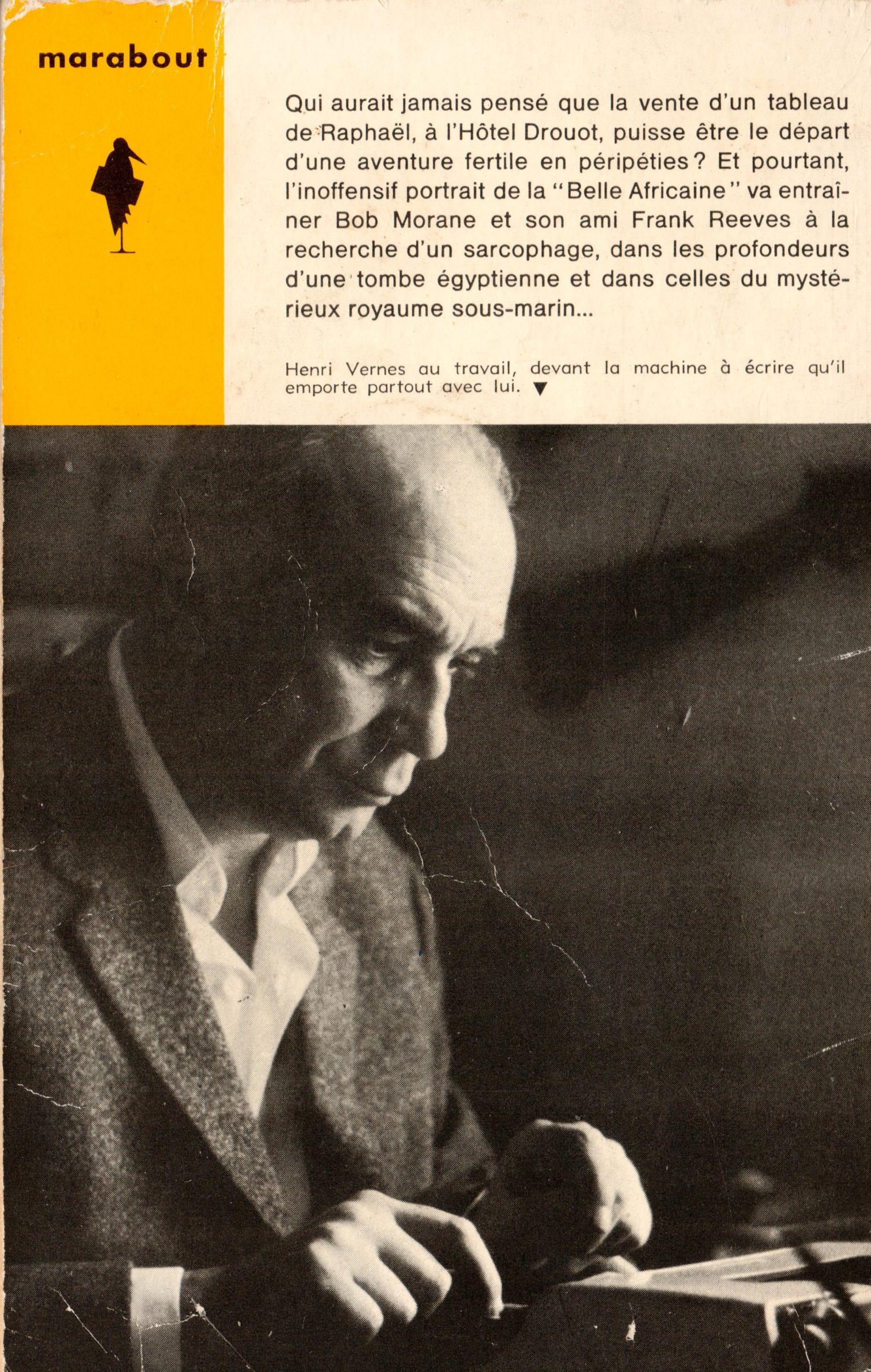 Bob Morane, la galère engloutie par Henri Vernes