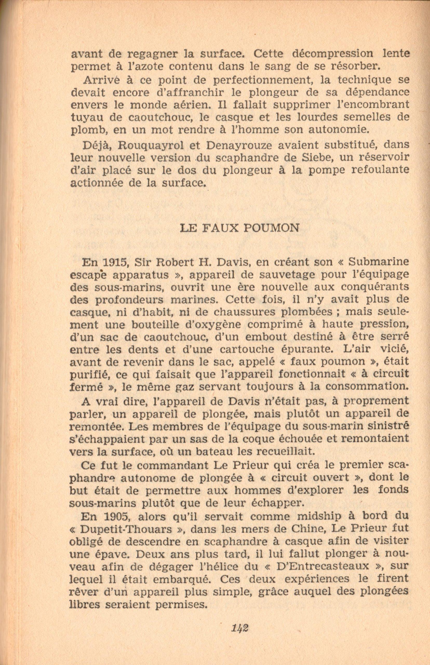 p142, La conquête des fonds sous-marins, marabout chercheur